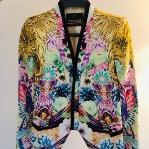 Roberto Cavalli Silk Women's Blazer